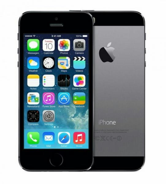 Apple iPhone 5S 16GB Space Gray. Харьков
