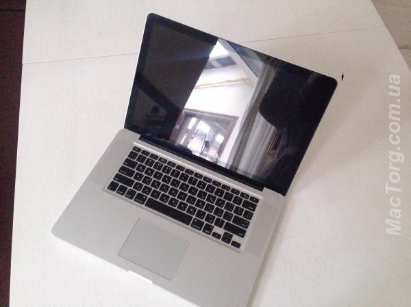 MacBook pro 15, early 2011. Киев