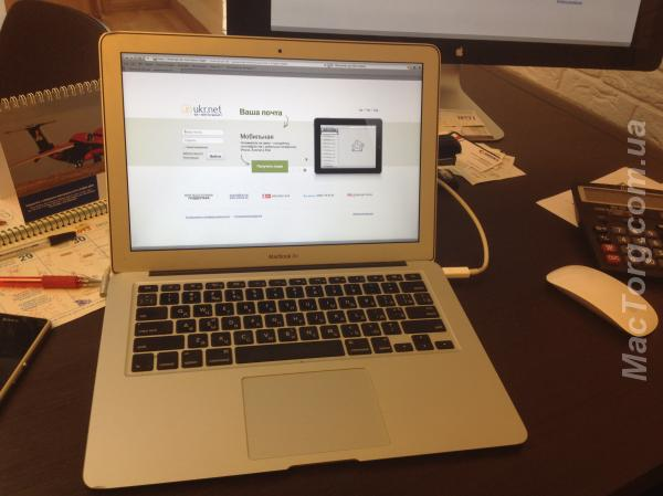 MacBook Air Late 2011. Киев