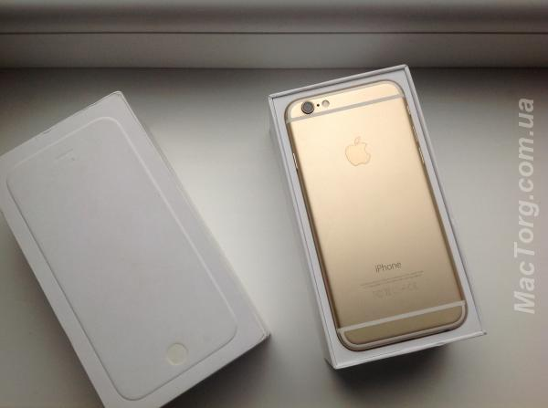 Продам IPhone 6,16 gb. Киев