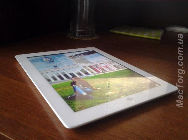 Apple iPad 4 Retina display 16gb. Запорожье