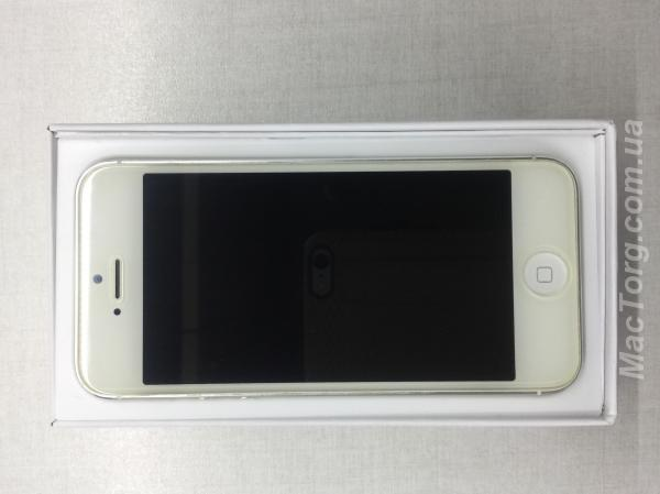 IPhone 5 16gb White б у. Киев