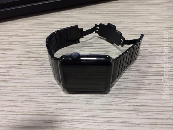 Смарт-часы Apple Watch 1, 42 mm, stainless steel. Киев