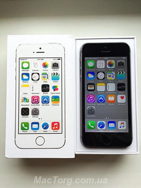 Продам iPhone 5s 16gb. Сумы