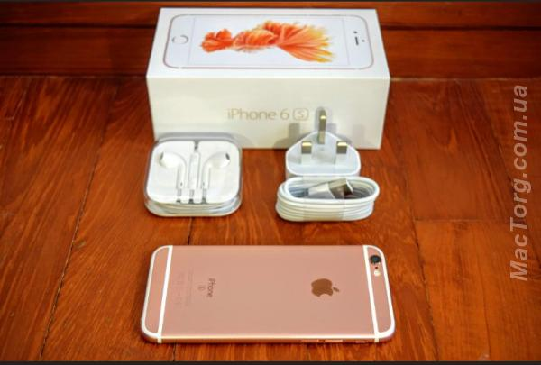 IPhone 6s 128 gb Rose gold. Запорожье