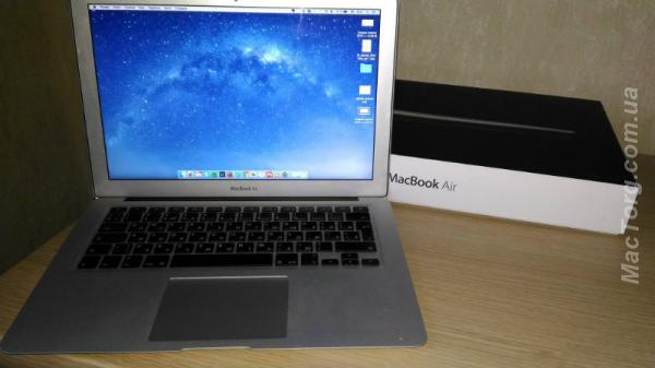 MacBook Air13 MC966RS A. Ивано-Франковск