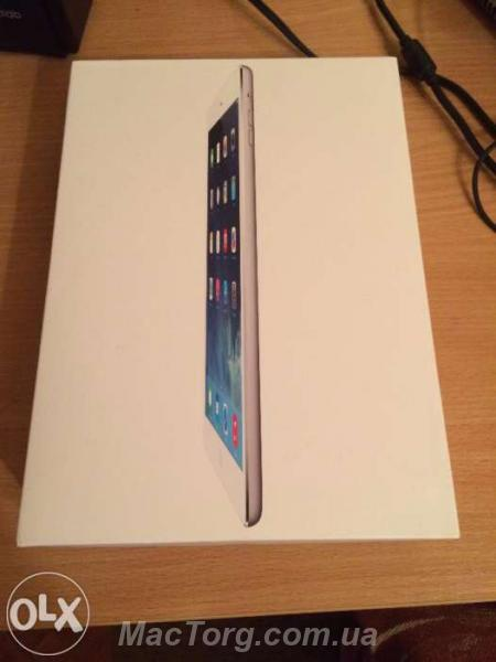 IPad Air 64GB Wi-Fi 4G silver. Киев