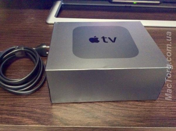 Apple TV 4. Одесса