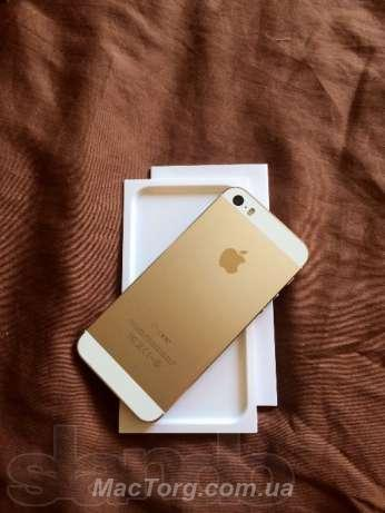 iPhone 5s Gold Neverlock. Киев