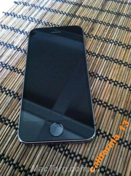 IPhone 5s 16 gb Sprint space Gray. Киев