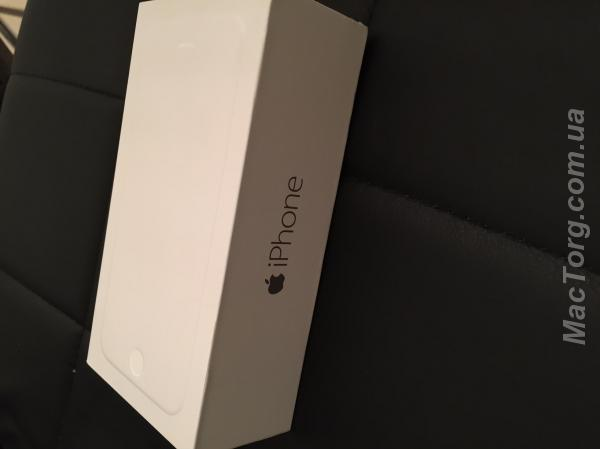 iPhone 6 16Gb Space Grey Neverlock в наличии. Киев