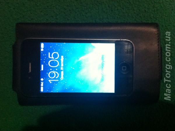 Iphone 4 32Gb neverlock. Запорожье