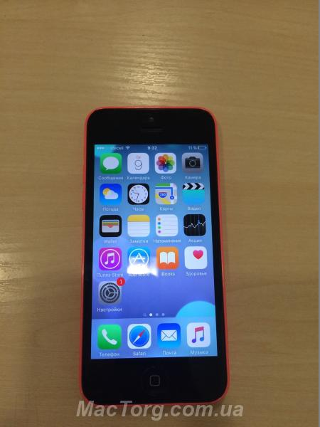 iphone 5c 32gb Neverlock. Киев